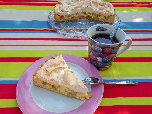 Endlich Rhabarbersaison: Unsere 3 besten Rhabarberkuchen Rezepte