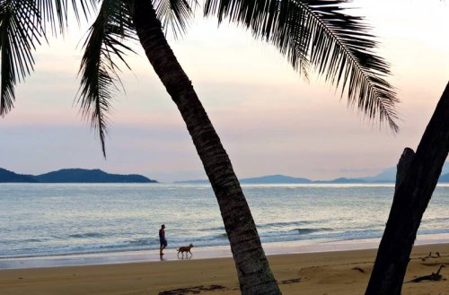 Mission Beach and Dunk Island – beautiful victims of cyclone Yasi