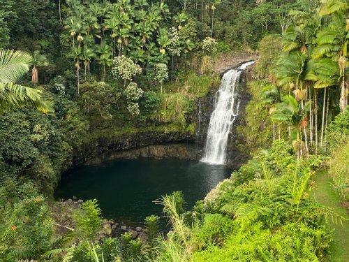Big Island Lodging Part 1: The Inn at Kulaniapia Falls