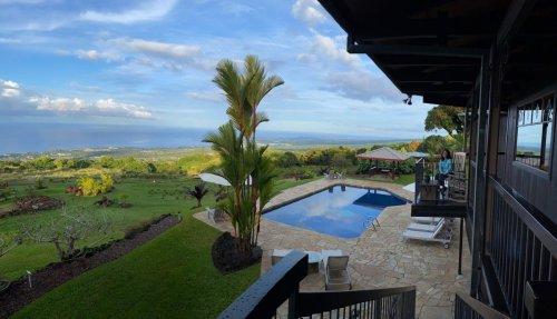 Big Island Lodging Part 2: Holualoa Inn