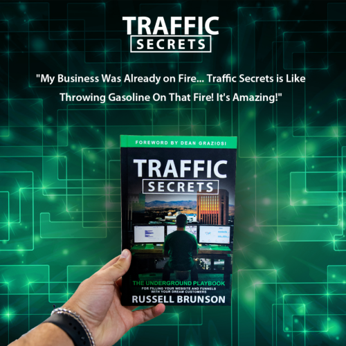 Traffic Secrets: 30 Day Challenge to increase blog site traffic