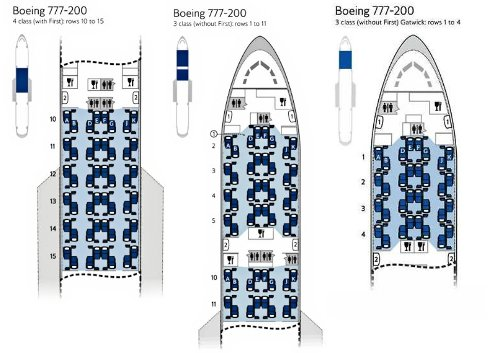 Are aeroLOPA seat maps the most accurate for British Airways and American Airlines?