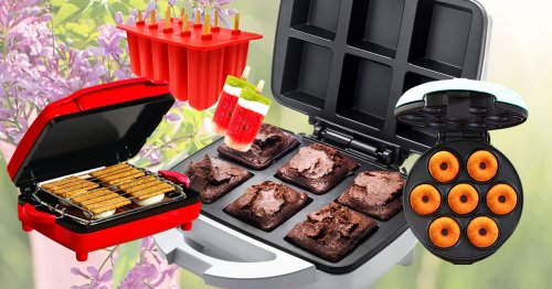 With These 7 Gadgets You Can Make Enough Treats For A Party