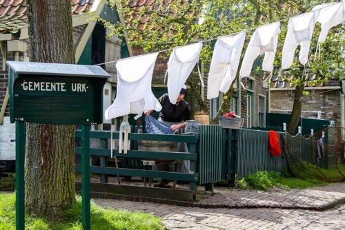 Drei attraktive Dörfer Nordhollands