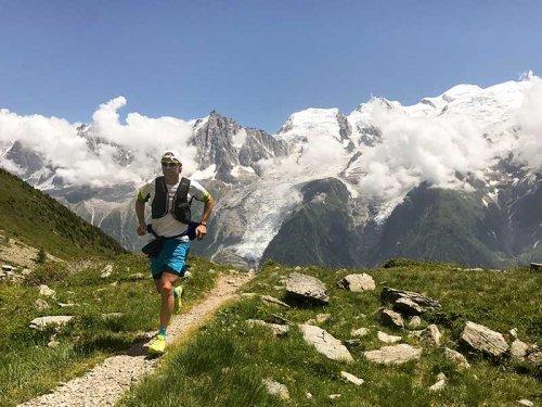 Técnica de carrera en trail running