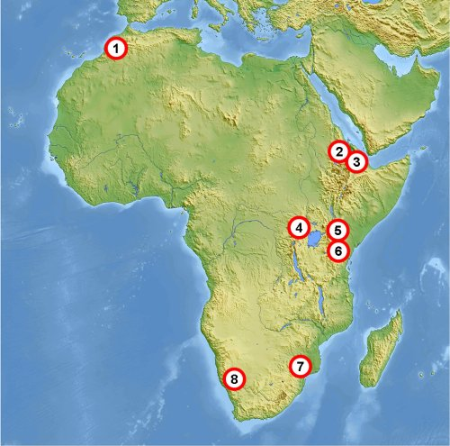 Los mejores trekkings y ascensiones de África
