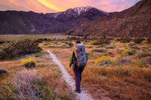 Pacific Crest Trail: el trekking de EEUU, más de 4.000 km desde México a Canadá