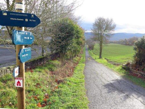 Rutas verdes y turismo de naturaleza en Vitoria-Gasteiz