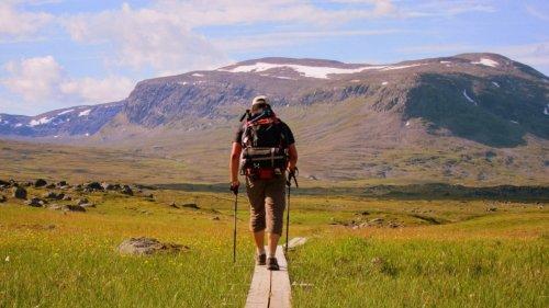 """Kungsleden: el """"Camino del Rey"""" en Suecia"""