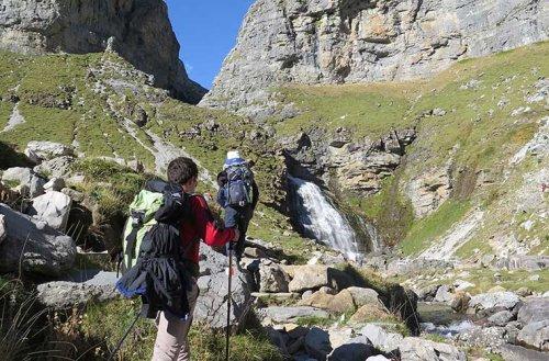 Ascensiones y rutas en Ordesa y los dominios de Monte Perdido
