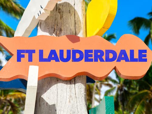 ¿Qué seguro contratar con un coche de alquiler en Ft Lauderdale?