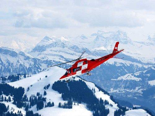 Llamar al Servicio de Atención de Emergencias 112 en montaña