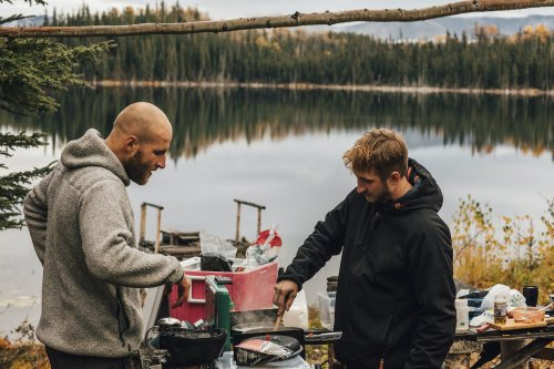 How to Set Up a Great Camp Kitchen