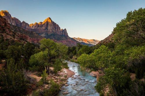 10 Unique Facts About Zion National Park and Its Surreal Landscape