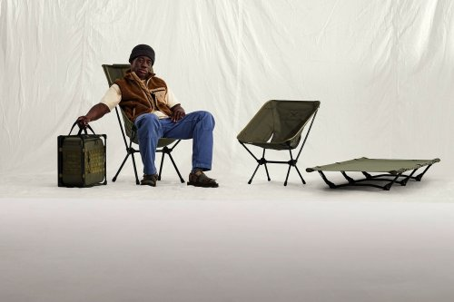 Helinox's Tactical Field Office Lets You Work From Anywhere