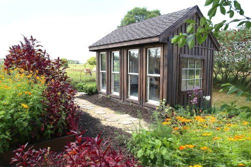 Tips for Sustainable Garden Buildings