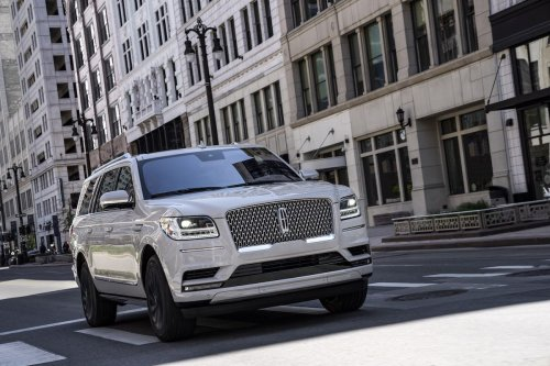 Lincoln to Launch First Fully Electric Vehicle in 2022