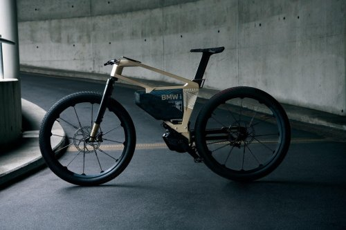 BMW Introduces E-Bike With 186-Mile Range, 37 MPH Speed