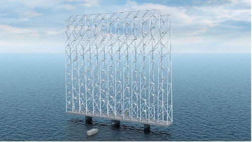 Will Windcatchers Revolutionize the Offshore Wind Energy Sector?