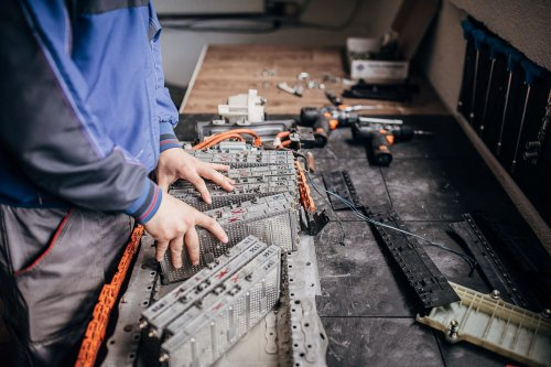 Recycling Electric Car Batteries: An Overview