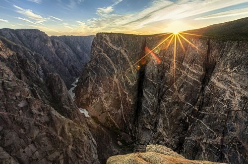 Black Canyon of the Gunnison National Park: Rock Formations, Wildlife, and Dark Skies