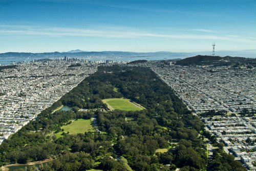 15 of the Best City Parks in America