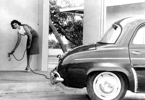 A Brief History of the Electric Car: Trials and Triumphs
