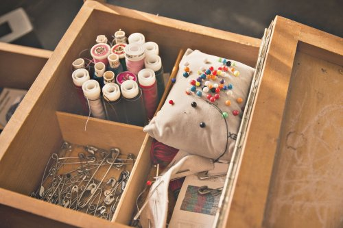 Bring Back the Sewing Kit