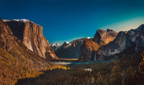 10 Impressive Facts About Yosemite National Park