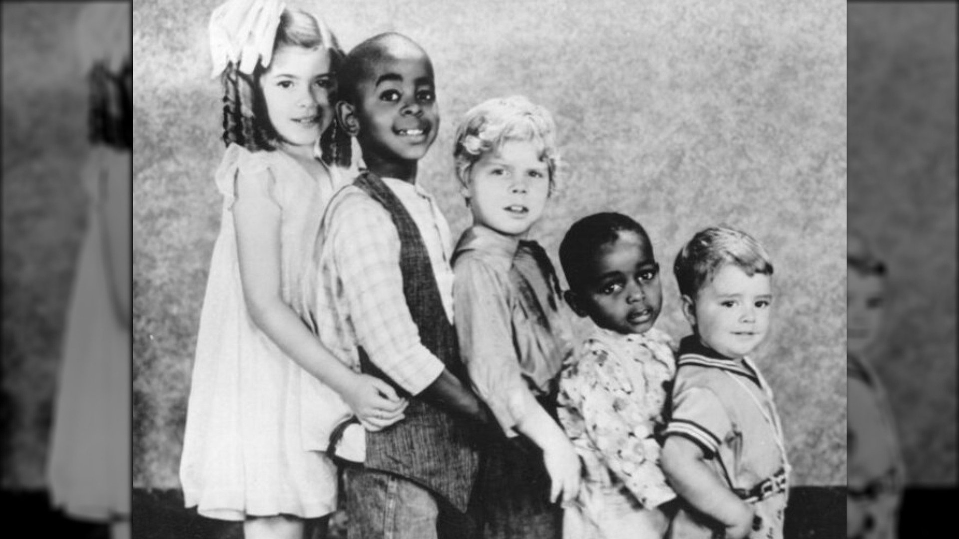 The Tragic Truth About The Little Rascals Is So Sad