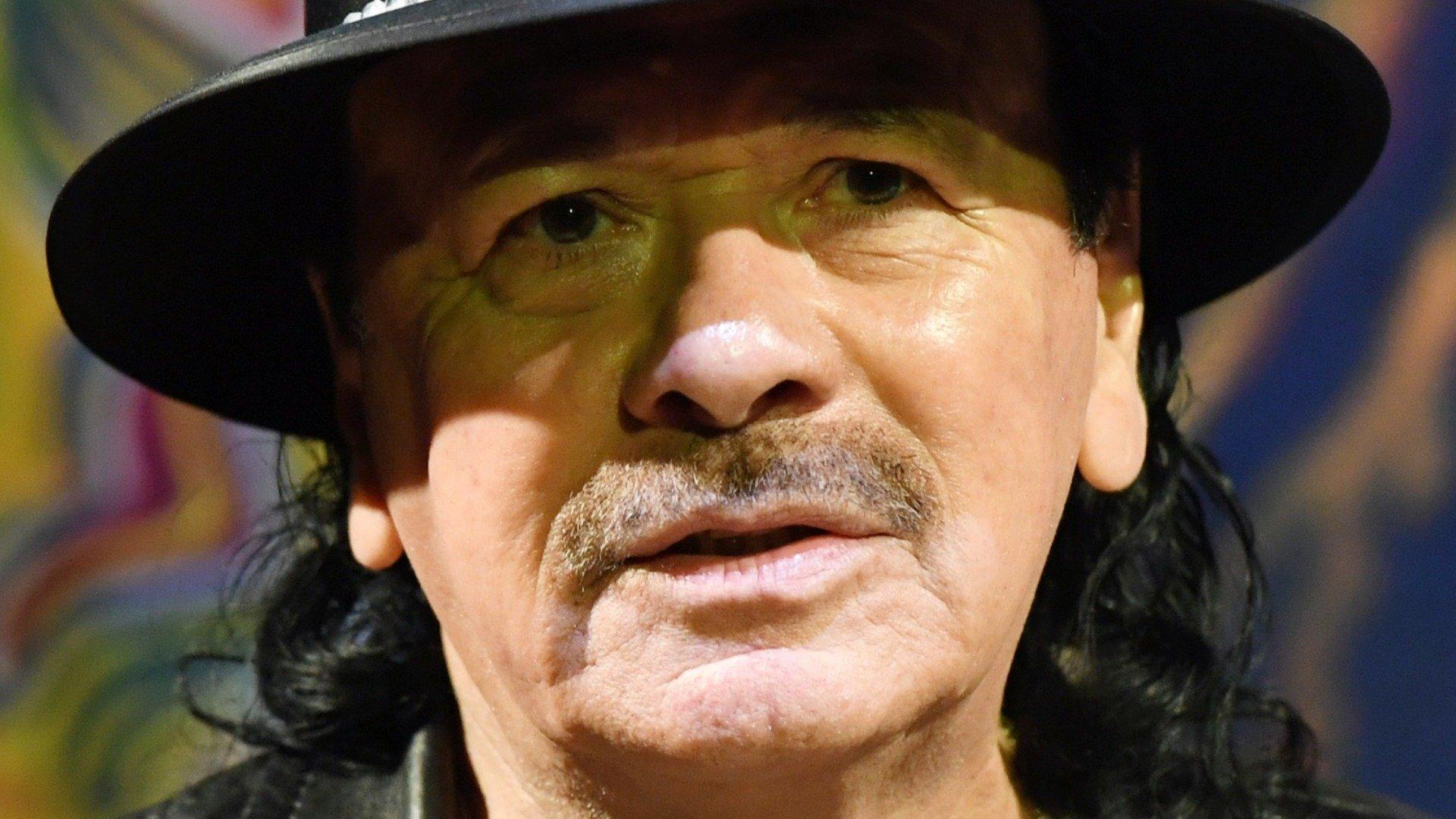 Tragic Details About Carlos Santana