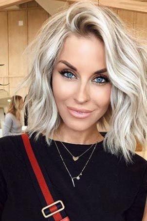 16 Trending Short Blonde Haircuts
