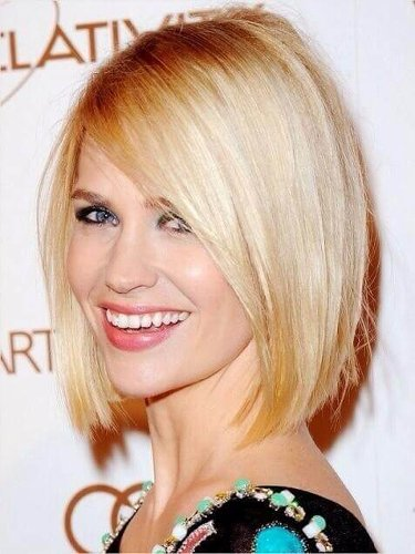 16 Most Popular Short Hairstyles for Long Faces