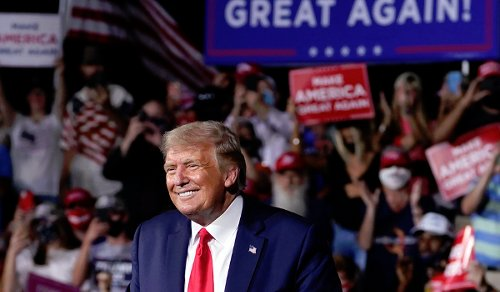 Trump Gives Amazing Speech, Sends Liberals into Monsoon of Tears