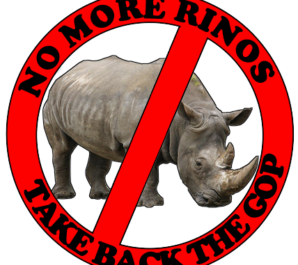 Another RINO Emerges from the Depths of the Swamp, Helps Dems With Their 'Steal' Strategy