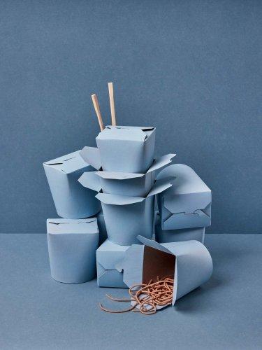 """Corona Food Habits"" Visual Project"