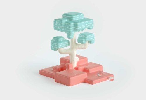 Jonathan Lindgren's BotaniClay 3D Sculptures