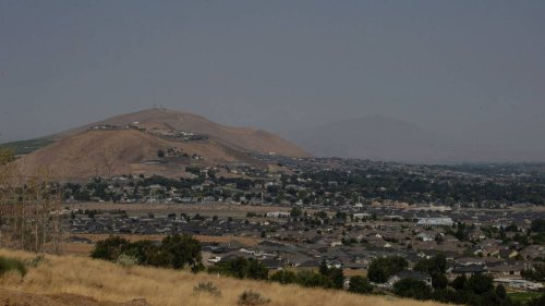 Tri-Cities chokes under more smoke. Air quality rated as unhealthy for everyone
