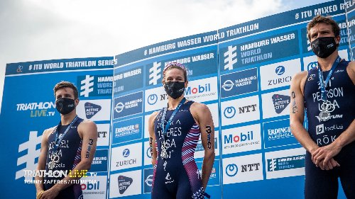 Katie Zaferes, Kevin McDowell Named to U.S. Olympic Team – Triathlete