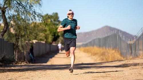 Yes, Matt Hanson Heel Strikes (And Maybe You Should Too) – Triathlete