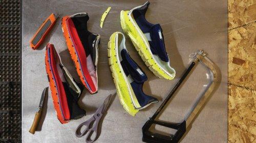 Understanding Stack Heights in Running Shoes