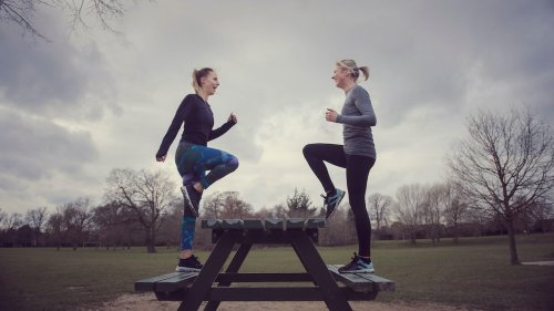 Improve Your Hill Running With This One Move – Triathlete