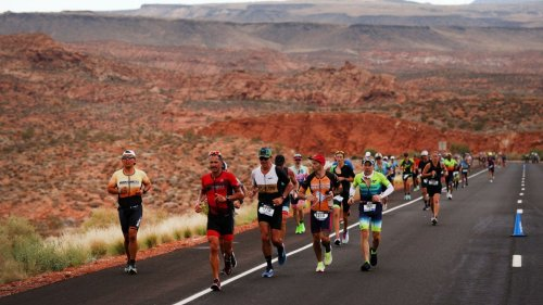 Ironman 2021 World Champs Moves to St. George, 2022 Becomes Two-Day Race in Kona