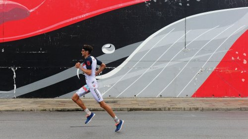 One Easy Tip to Improve Running Form – Triathlete
