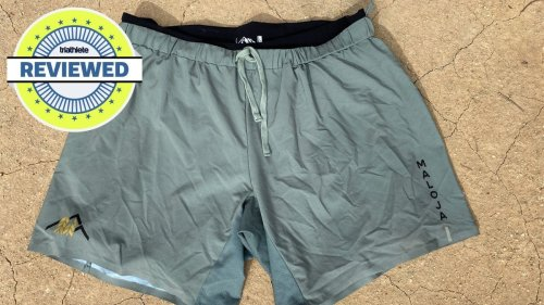 Reviewed: $140 Running Shorts, 21 Miles Later - Triathlete
