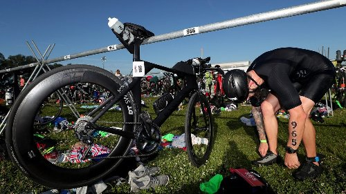 10 Things Not to Bring to Your First Triathlon Transition – Triathlete