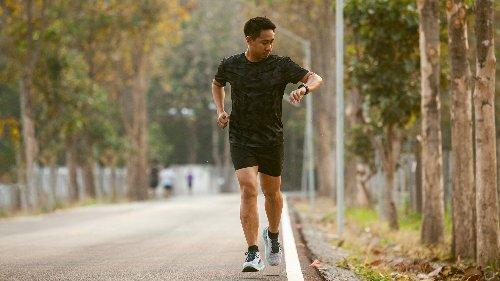 One-Hour Workout: Endurance and Fartlek Run – Triathlete