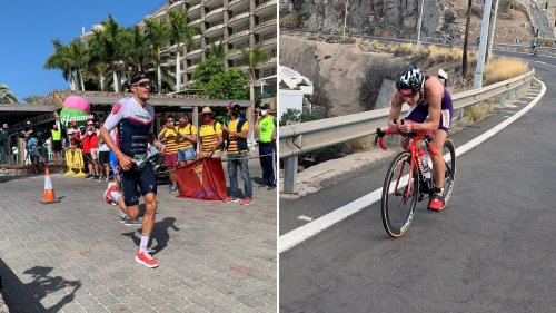 Last Weekend Now: Age Means Nothing for Frodeno and Spirig – Triathlete