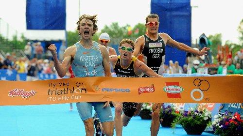 Impact: Simon Whitfield's 2009 Hy-Vee Win – Triathlete