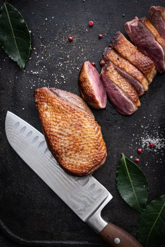 Zart, rosa, knusprig! So bereitest du Entenbrust gelingsicher zu – plus tolle Tipps und Rezept!